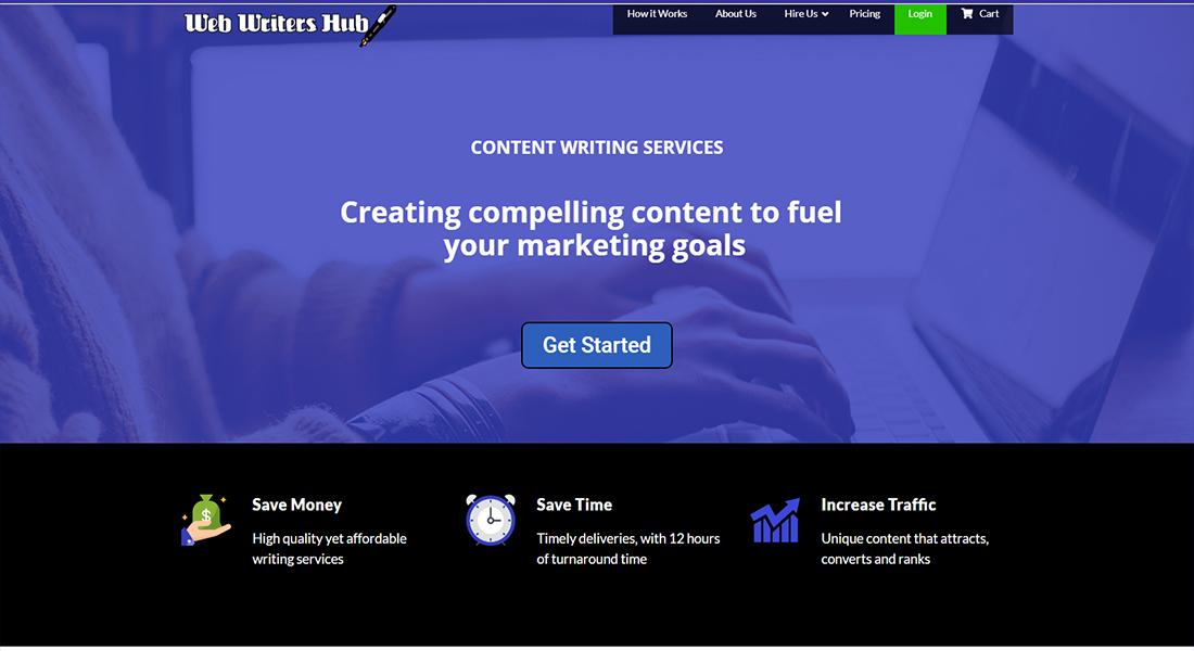 webwritershub content marketplace