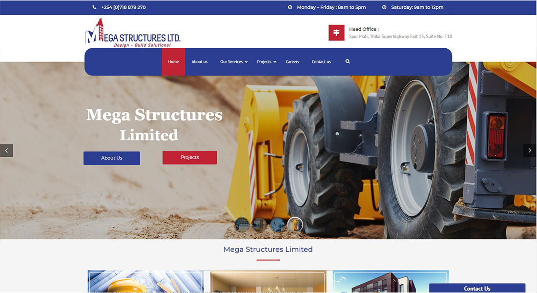 www.megastructures.co.ke